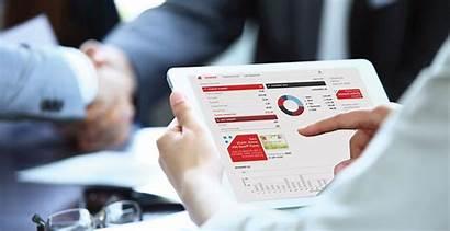 Financial Software Management Planning Business Banner Services