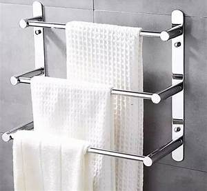 Bathroom Shelving For Towels