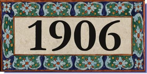top 12 ideas about house number address tile on