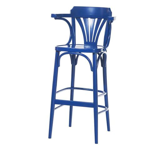 chaises bistrot bois tabouret en bois style bistrot 135 4 pieds tables