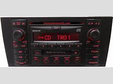 Oem Auto Sound Factory Radio Audi 20002001 4B0 035 195 A