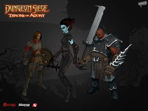 dungeon siege 3 mac 1600x1200 dungeon siege throne of agony desktop pc and