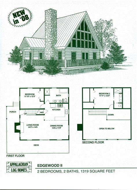 home building plans log home house plans with loft home deco plans