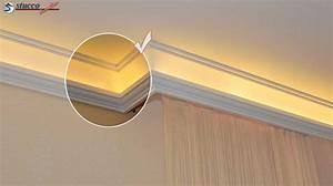 Profilleisten Für Indirekte Beleuchtung : indirekte beleuchtung abstand zur wand interessante ideen f r die gestaltung ~ Sanjose-hotels-ca.com Haus und Dekorationen