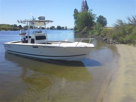 Albemarle Cc Boats For Sale by 1998 Albemarle 24 Center Console Power Boat For Sale Www