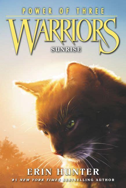 warriors power    sunrise erin hunter paperback