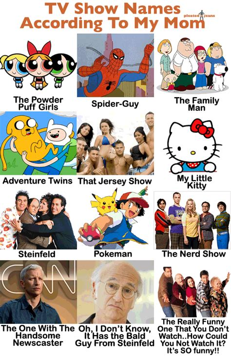 tv show names    mom funny pictures quotes