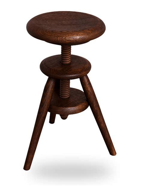 le tabouret en bois traditionnel ou design fabriqu 233 en