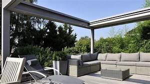Abri De Terrasse Retractable : pergola b 300 pergola bioclimatique r tractable brustor ~ Dailycaller-alerts.com Idées de Décoration