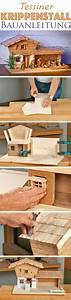 Krippe Selber Bauen : 25 best ideas about krippe bauen on pinterest selbst ~ Lizthompson.info Haus und Dekorationen