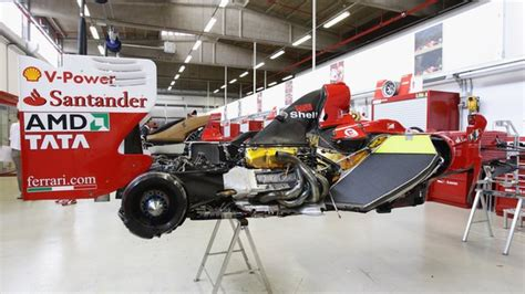 ferrari f1 factory bbc sport how to make an f1 car part 1 the conceptual