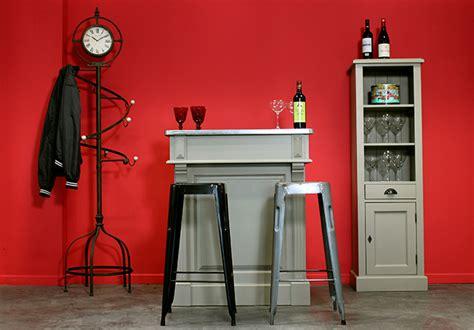grande table de cuisine déco style quot cuisine bistrot quot déco made in meubles