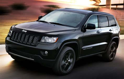 The 2012 Jeep Grand Cherokee Passes The German