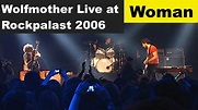 """Wolfmother """"Woman"""" - Live 2006 - YouTube"""
