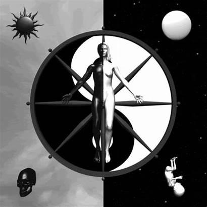 Darkness Symbol Both Nature Order Warrior Gnostic