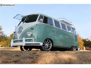 Alfa img - Showing > Custom VW Bus for Sale