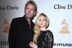 Avril Lavigne Reunites With Ex Chad Kroeger on Stage ...