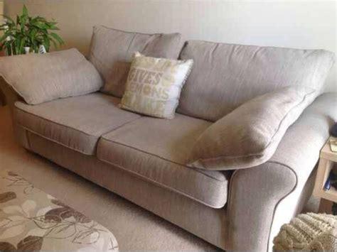 large garda sofa capri textured weave light mink
