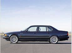 BMW 7 Series E32 specs & photos 1986, 1987, 1988, 1989
