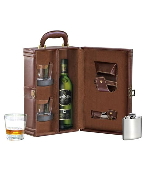 Bar Kit by Abrozo Brown Whisky Bar Kit Buy At Best Price In