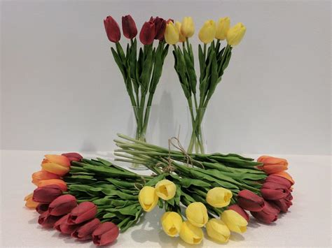 design your own flower arrangement with quality real touch