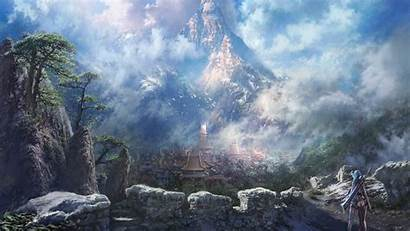 Soul Blade Wallpapers Mountains Rock