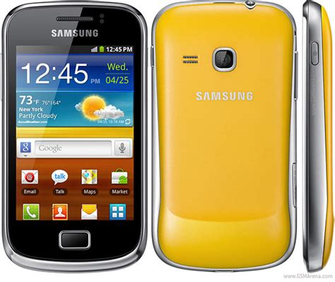 samsung galaxy mini 2 s6500 pictures official