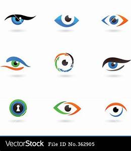 Eye #Logos | Eye logo, Glasses logo, Optic logo