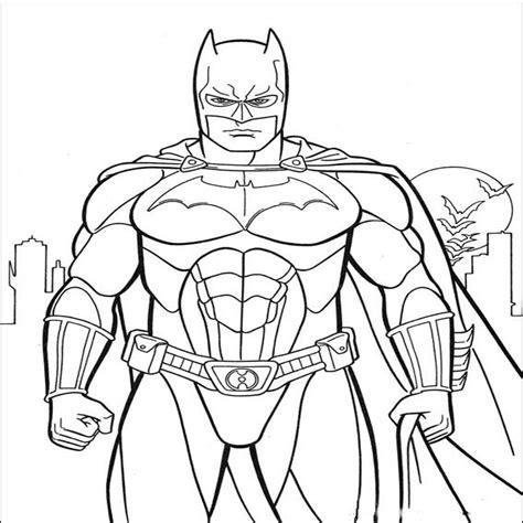 Batman Coloring Pages Batman Coloring Pictures Pages For Coloring