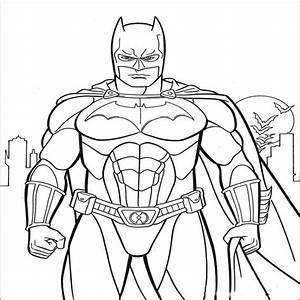 Batman Beyond Coloring Pages Coloring Home
