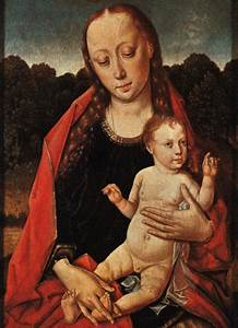 Raphael Museum: The Virgin and Child Dieric Bouts