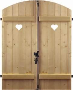 Volet Bois Sur Mesure : prix volet bois sur mesure volet battant volet bois volet ~ Melissatoandfro.com Idées de Décoration