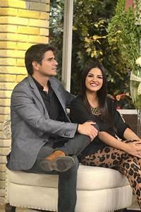 Maite Perroni e Daniel Arenas no programa Hoy (05.05.14 ...