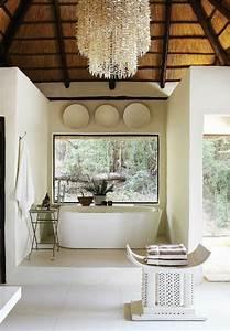 Meuble Bambou Salle De Bain : id e d coration salle de bain idees salle de bain deco avec meuble salle de bain bambou pas ~ Teatrodelosmanantiales.com Idées de Décoration