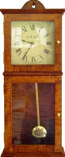 charles neil woodworking hancock shaker clock shaker