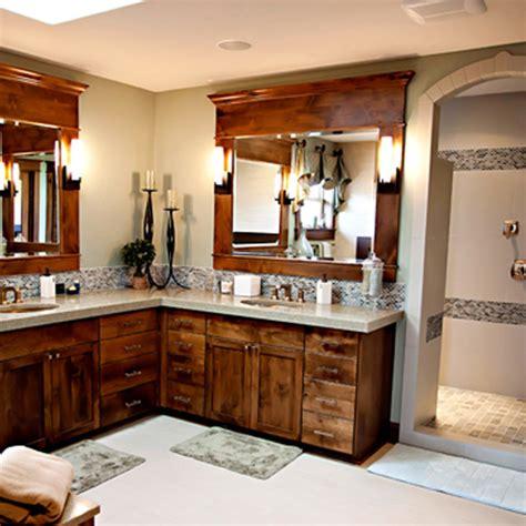 L Shaped Bathroom Vanity Cabinet by Master Bath Traditional Bathroom Portland By