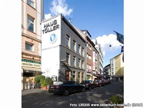 Bilderbuch Köln  Haus Töller