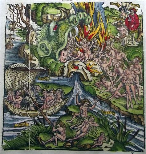 Virgil Folio Woodcut Brandt Edn Aeneid The
