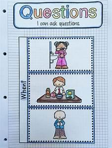 95 best SLP: WH Questions images on Pinterest | Language ...