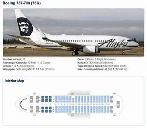 Boeing 737 900 Seating Chart Alaska Airlines