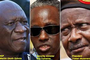 Museveni's new security team faces tough task - The East ...