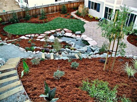 landscaping ideas for slopes landscaping a drainage slope 2017 2018 best cars reviews
