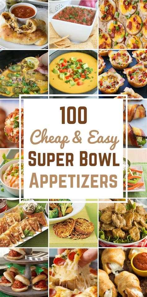 Appetizers For Bowl by Best 25 Cheap Appetizers Ideas On Cheap