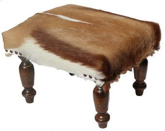 Cowhide Leather For Sale - sale handcrafted cowhide ottoman handmade with new by