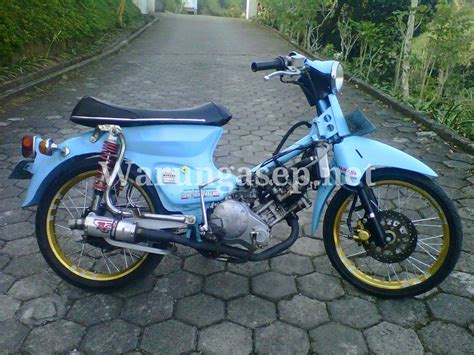 Jok C70 Modif by Pengertianmodifikasi Modifikasi C70 Images
