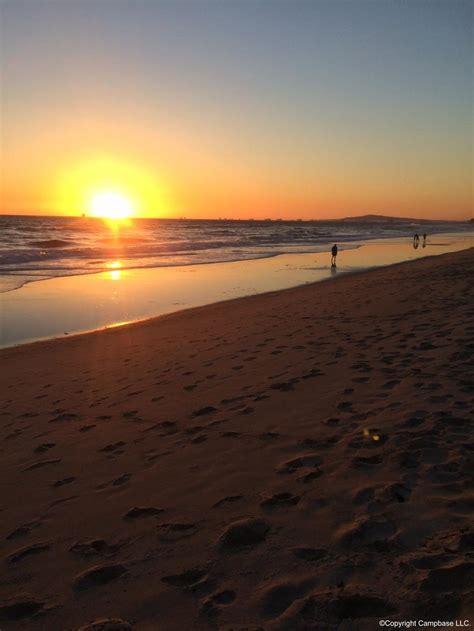 sunset vista rv camping facility huntington beach california