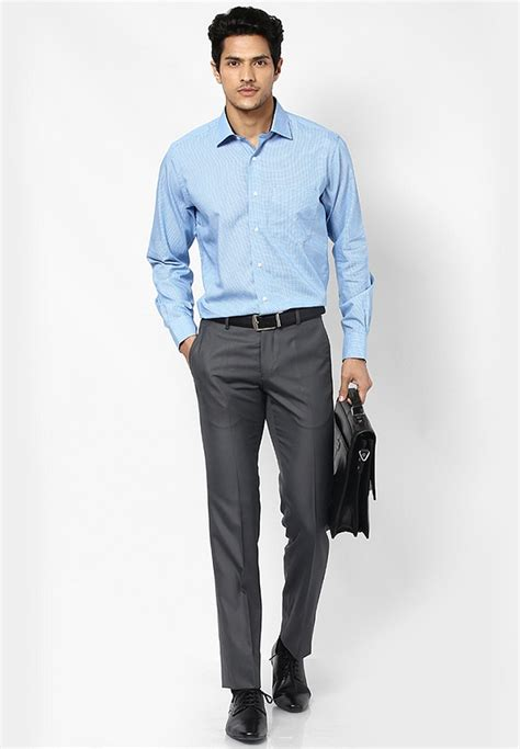 mens light grey dress pants men 39 s guide to perfect pant shirt combination looksgud in