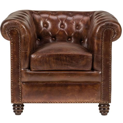 Poltrona On Line Poltrona Chesterfield In Pelle Divani Vintage