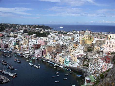 Walking Tour Capri Ischia And Procida The Bay Of