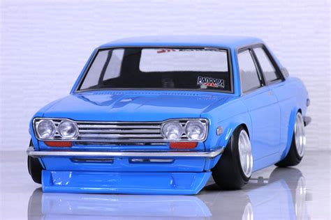 Datsun 510 Bluebird [pab2175]  Pandora Rc  Rc Drift